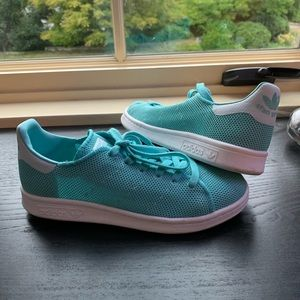 Teal Stan Smiths (Like New!)
